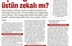 28.04.2013 Sabah Gazetesi