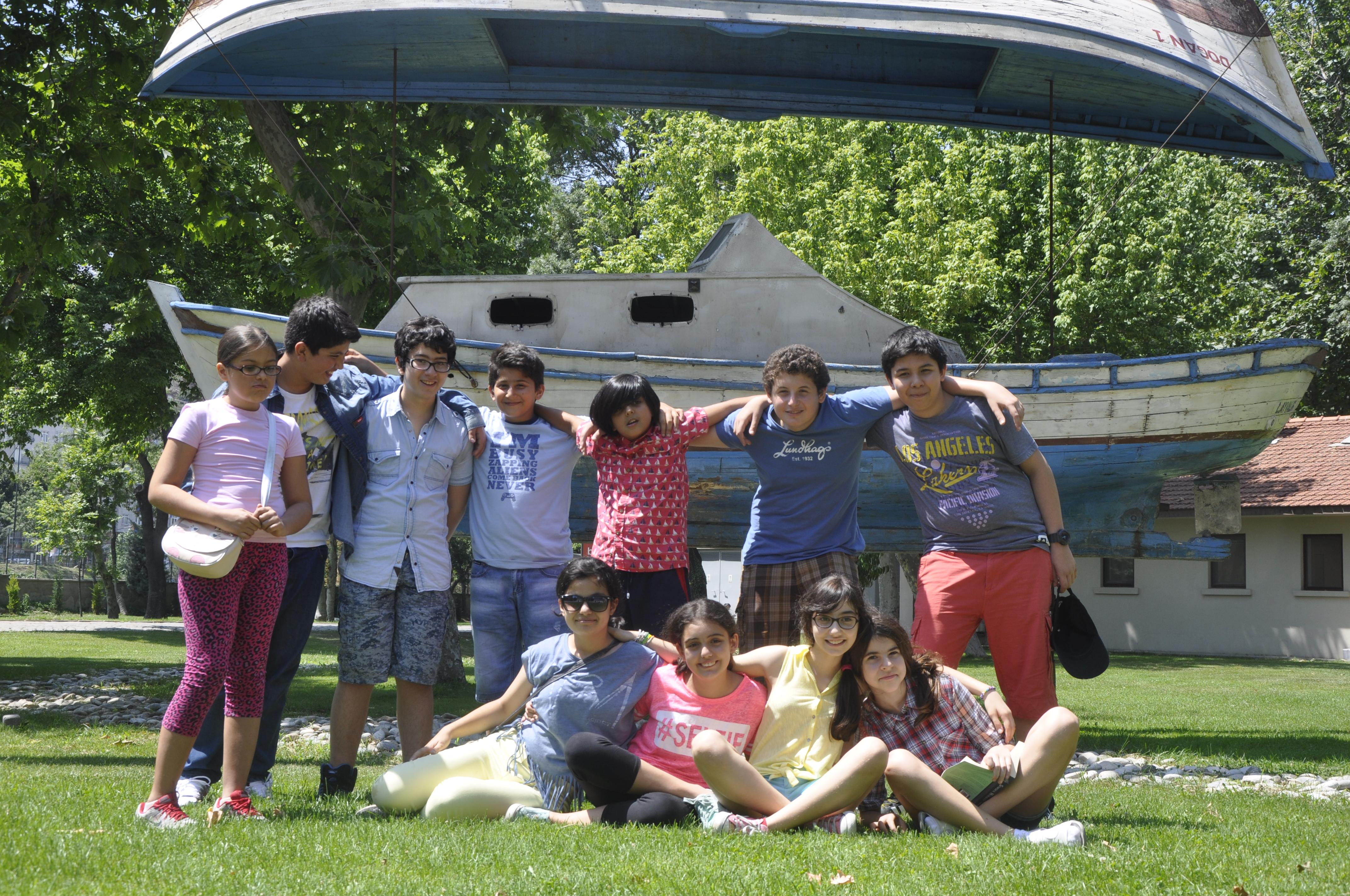 Bilgi Üniversitesi Yaz Kampı