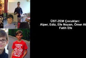 Ust-Zem Çocukları TEDX'te-Küçük Mucitler
