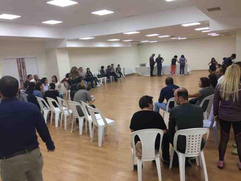 Tüzyev Vakfı Mozaik Ailesi Olarak Öğretmenlerimiz Ve Velilerimiz Bir Araya Gelerek Tanıştılar