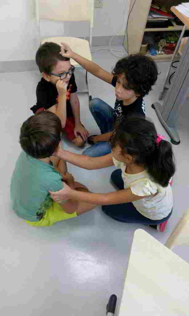 Gruplar Halinde Fiziksel Özelliklerimizi İnceliyoruz