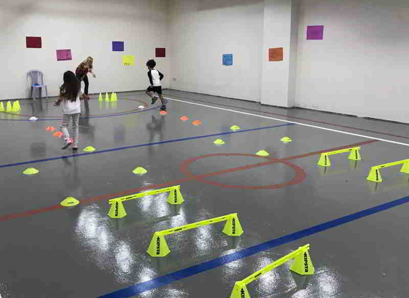 Parkur oyunumuza hedef belirleme ve atış becerisini ekledik