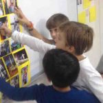 Hayatımızdaki önemli olayları kronolojik sıralama yaparak arkadaşlarımızla paylaştık.