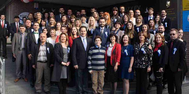 Üstün Zekalılar Merkezi, 78 Eğitmeni ile Türkiye'nin Lider Eğitim Kurumu Olarak Ataşehir Binasını Açmıştır.