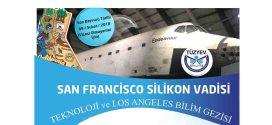 San Francisco Silikon Vadisi Teknoloji ve Los Angeles Bilim Gezisi