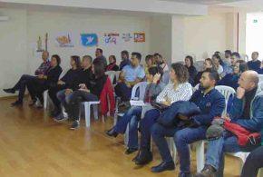 """Tüzyev Anadolu Yakası """"Üstünlerde Travmayla Baş Etme Yolları"""" Adlı Seminerimiz"""