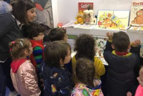Anaokulu Grubumuz Oyuncak Müzesine Ziyaret Etti.